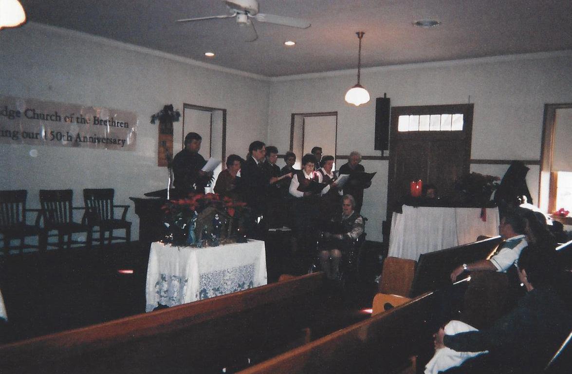 150th Anniversary - Choir