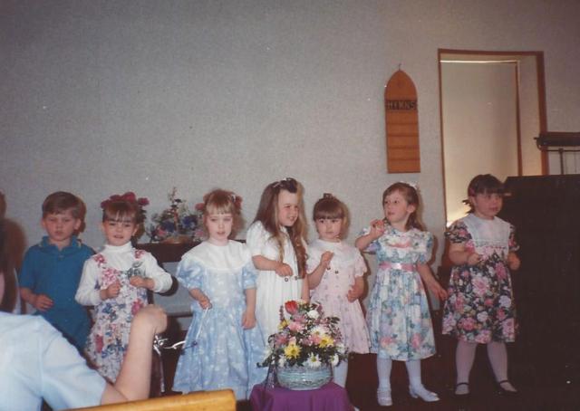 Children's Easter Program